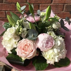 Pink Sensation - All About Flowers Online Ordering