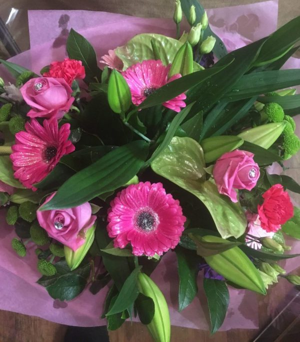 All That Glitters - All About Flowers Online Ordering
