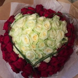 I give you my Heart- All About Flowers Online Ordering