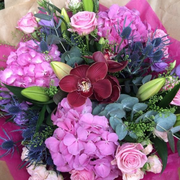 Orchid Kiss - All About Flowers Online Ordering