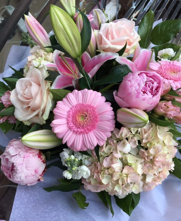 Perfectly Pink - All About Flowers Online Ordering