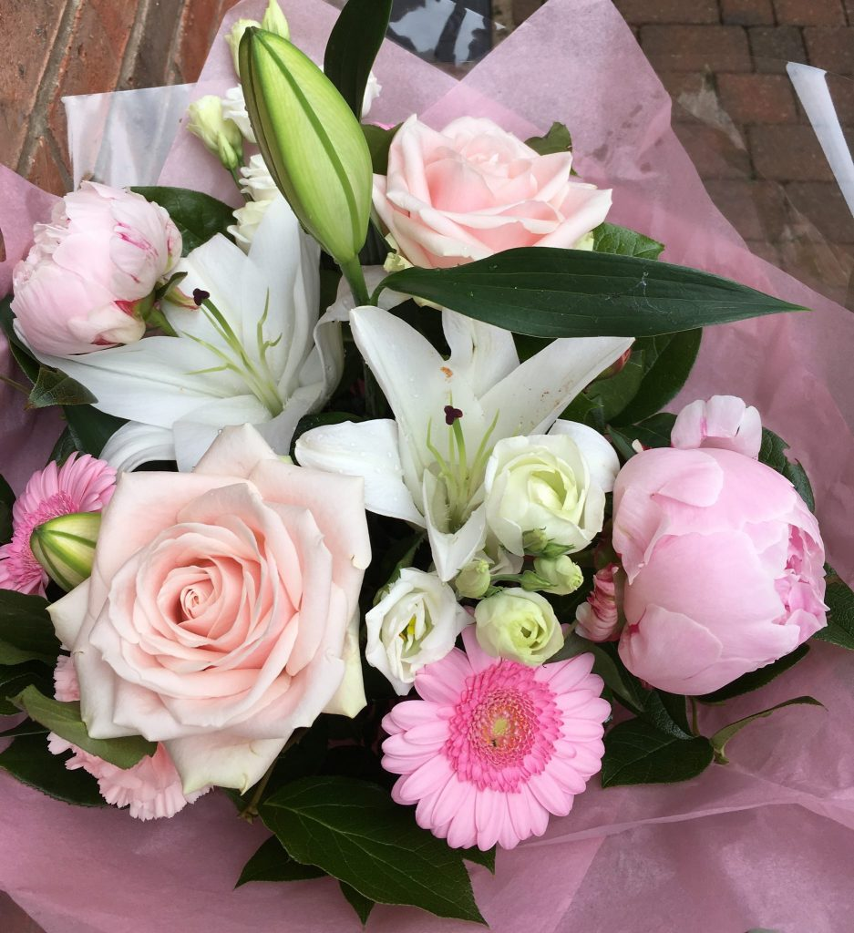 Pretty In Pink All About Flowers Online Flower Ordering