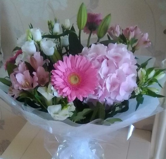 Sugar Pink - All About Flowers Online Ordering