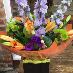 Sunny Citrus - All About Flowers Online Ordering